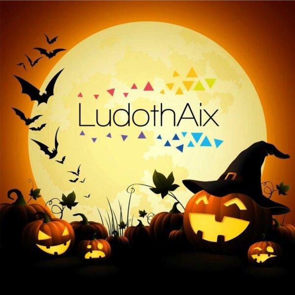 Soirée-jeux LudothAix spéciale Halloween !