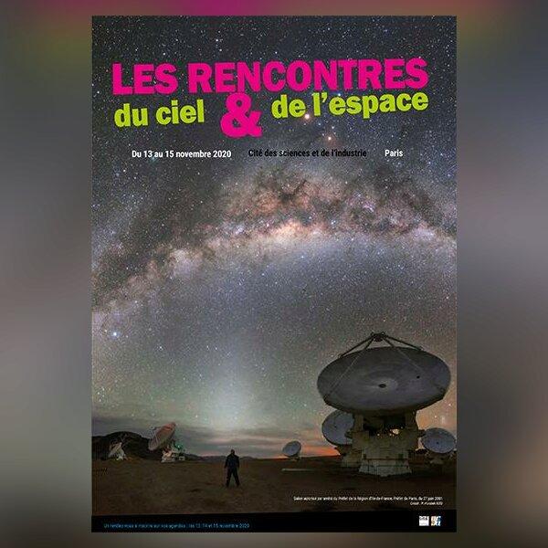 Rencontres du Ciel et de l'Espace 2020