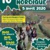 10ème édition marche nordique sur le Plateau des Grandes Terres