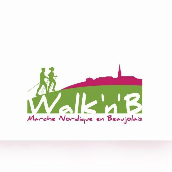 Walk'n'B  - Marche Nordique en Beaujolais