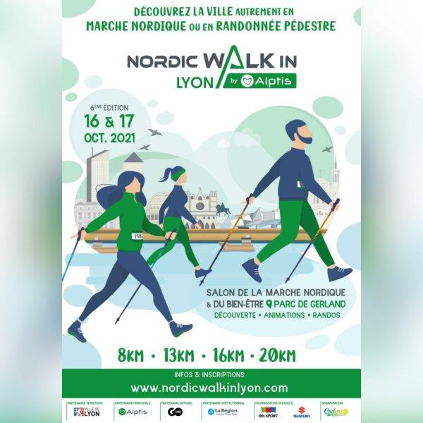 NordicWalkin'Lyon by Alptis