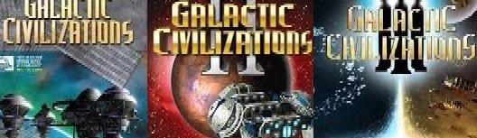 Galactic Civlizations PC Series