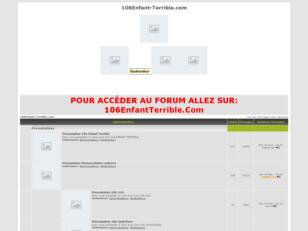 106Enfant-Terrible.Com - FORUM FERME
