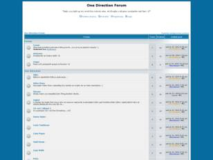 One Direction Forum