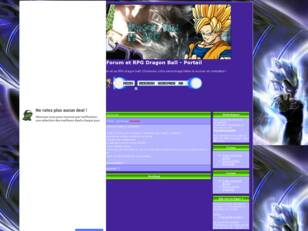 Forum et RPG Dragon Ball