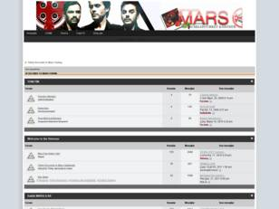 30 Seconds to Mars Fan TR
