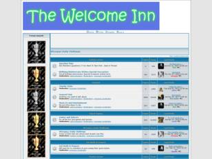 : The Welcome Inn