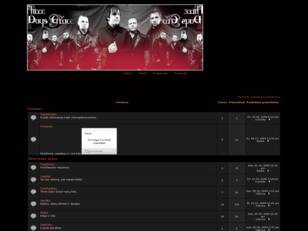 Three Days Grace Fan Forum