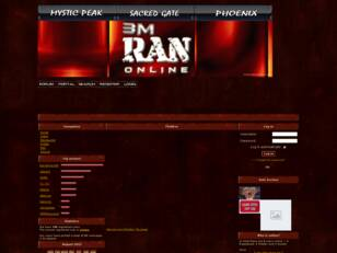 Welcome To 3M Ran Online Returns