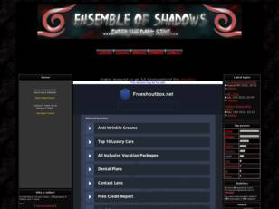 Ensemble Of Shadows