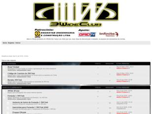 Forum 3WideClub.com