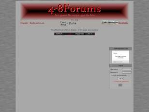 The 4-8Forums