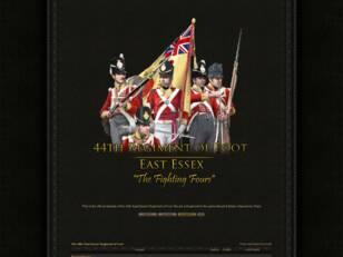 The 44th 'East Essex' Regiment of Foot