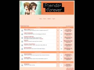 Friends Forever Forum
