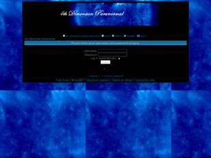 4th Dimension Paranormal