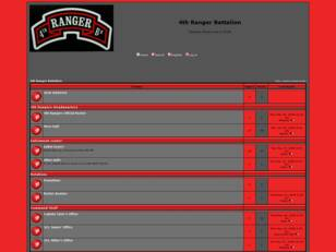 Free forum : 4th Ranger Battalion