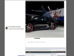Forum gratuit : 4wheels