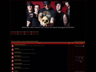 AVENGED SEVENFOLD INDONESIA FORUM