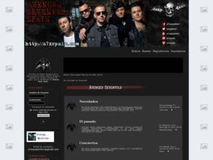 Avenged Sevenfold Spain