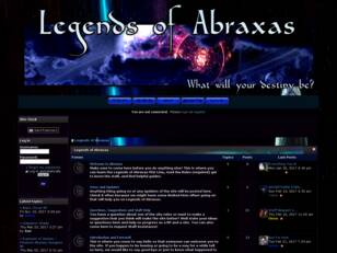 Legends of Abraxas