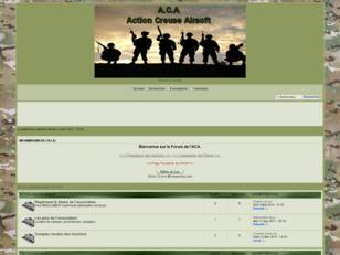 A.C.A - Action Creuse Airsoft