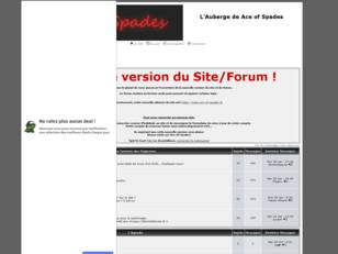 Forum du site Ace Of Spades (http://ace.of.spades