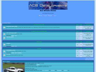 Ace Wheels Shows