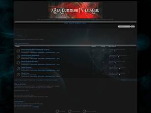 Asia Community League