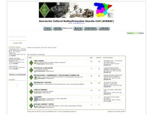 A.C. Radioaficionados Guardia Civil