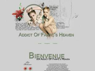 Bienvenue sur Addict of Fanfic's Heaven