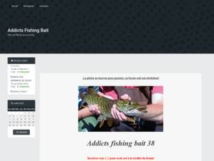 Addicts Fishing Bait 38