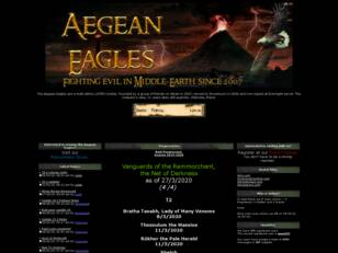 Aegean Eagles' Forum