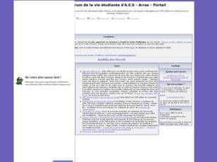 AES Arras Forums