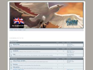 Game of Thrones LCG Unofficial UK Forum