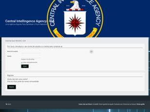 Central Intellingence Agency - CIA