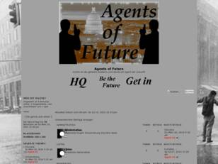 Agents of Future