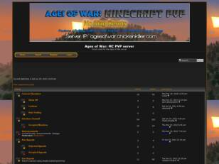 Ages of War: MC PVP server