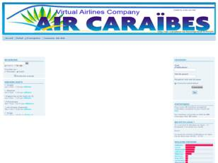 Air caraïbes Virtual Airlines