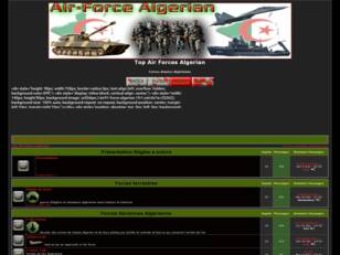forum : Top air force algerien