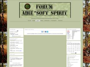 Forum de la Team Aire'Soft Spirit