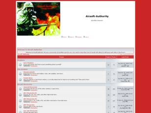 Forum gratuit : Airsoft-Authority
