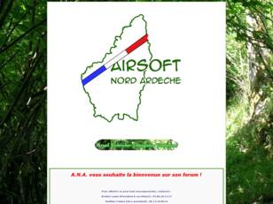 Airsoft-Nord-Ardeche : Association ardèchoise d'airsoft
