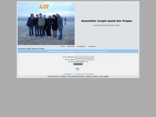 Assemblee Jungle-speed des Vosges