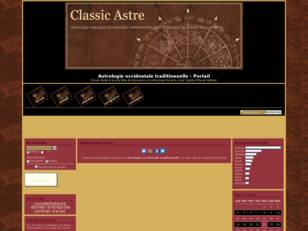 Forum astrologie occidentale tradition