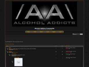 Alcohol Addicts Community