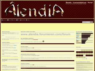 Âlendia - Communityforum