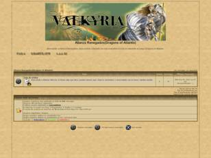 Foro gratis : Alianza Valkyria (Dragons of Atlantis)