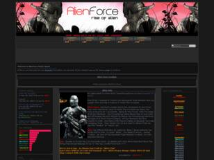 AlieNForce Forum