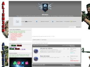 AlienZon:Team CoD Mw3