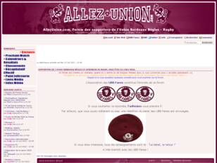 Forum des supporters de l'UBB